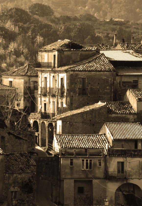 Il Palazzo prima dei restauri